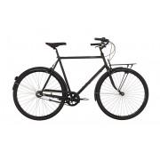 Creme Caferacer Solo Bicicletta da città Uomini 3-speed nero 60,5 cm City bike