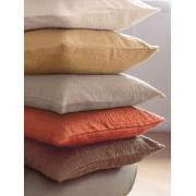 Peter Hahn Überwurf für Sessel oder Einzelbett, 160x190cm Peter Hahn orange