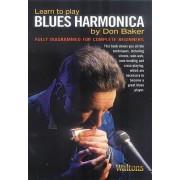 Learn to Play Blues Harmonica by Professor of Korean Studies Don Baker