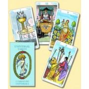 Universal Tarot Miniature Cards by Roberto de Angelis