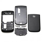 TOTTA Replacement Full Body Housing Panel For Blackberry Curve 9320- Black