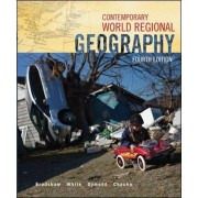 Contemporary World Regional Geography by Michael J. Bradshaw
