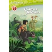 Cartea Junglei - Invat sa citesc - Nivelul 3