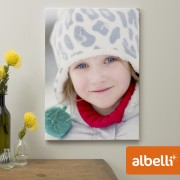 Jouw Foto op Canvas - Canvas Staand 50x70 cm.