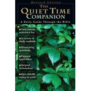 The Quiet Time Companion by Ro Willoughby