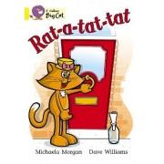 Collins Big Cat: Rat-a-tat-tat: Band 03/Yellow by Michaela Morgan
