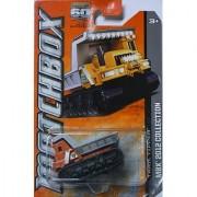 Matchbox Trail Tipper MBX 2012 Collection Orange