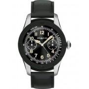 Montblanc Summit Smartwatch Bi-color Steel 46mm Black Calf