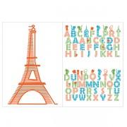 Sticker Candide Paris