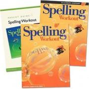 Spelling Workout Homeschool Bundle, Level D by Modern Curriculum Press
