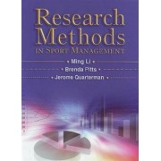Research Methods in Sport Management by Ming Li