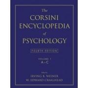 The Corsini Encyclopedia of Psychology, Volume 1 by Irving B Weiner