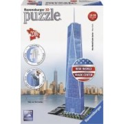 PUZZLE 3D WORLD TRADE CENTER 216 PIESE Ravensburger
