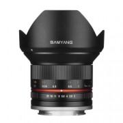 Samyang 12mm 2.0 NCS CS - montura Samsung NX