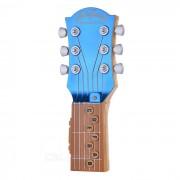10-Music Air Guitar - Blue Brown + (2 * AAA)