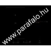 WHIRLPOOL ACM 866/BA/IXL Beépíthetõ indukciós fõzõlap