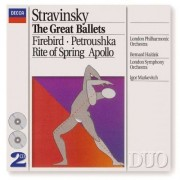 I. Stravinsky - Great Ballets (0028943835022) (2 CD)