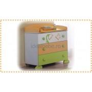 Erbesi Italia - Comoda BUCANEVE alb-verde-orange
