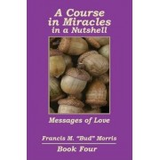 A Course in Miracles in a Nutshell Book Four by Francis M Bud Morris