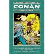 The Chronicles of Conan Volume 33 by E. R. Cruz