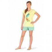 Cornette 550/16 F&Y parrot piżama dziewczęca