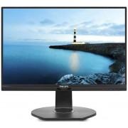 "Monitor IPS LED Philips 23.8"" 241B7QPTEB, Full HD (1920 x 1080), VGA, HDMI, DisplayPort, USB 3.0, Boxe, 5 ms (Negru)"