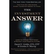 The Investment Answer by Daniel C Goldie
