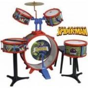 Instrument muzical Reig Musicales Battery Drum Set Spiderman