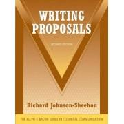 Writing Proposals by Richard Johnson-Sheehan