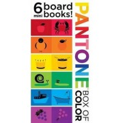 Pantone: Box of Color: 6 Mini Board Books! by Pantone