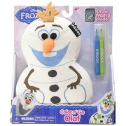 Inkoos Frozen Olaf Color and Go