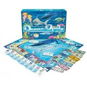 Ocean-Opoly Monopoly Board Game by Late for the Sky