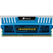 Corsair 4 GB DDR3-RAM - 1600MHz - (CMZ4GX3M1A1600C9B) Corsair Vengeance Blue CL9