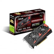 Asus EX-GTX1050-2G Carte Graphique Nvidia GeForce GTX 1050 2048 Mo PCI Express