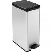 SLIM BIN odpadkový koš 25 l - stříbrný CURVER