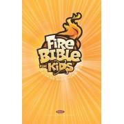 Nkjv Fire Bible for Kids by Hendrickson Bibles