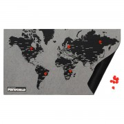 Palomar - Pin World, black, standard