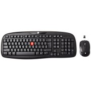 iBall Dusky Duo 06 Wireless Keyboard with Wireless Mouse