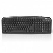 Tastatura Cu Fir RPC PHKB-U669US-AC01A USB Negru