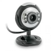 Camera web 4World Z200 2.0MP USB 2.0 Silver