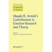 Magda B. Arnold's Contributions to Emotion Research and Theory by Stephanie Shields