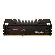 Kingston HyperX Predator Beast - DDR3 - 16 Go : 2 x 8 Go - DIMM 240 broches - 2400 MHz / PC3-19200 - CL11 - 1.65 V - mémoire sans tampon - non ECC