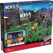 KNEX Kiss Rock Stage Big Rig Building Set by K'Nex