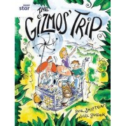 Rigby Star Guided 2 White Level: The Gizmo's Trip Pupil Book (Single) by Paul Shipton