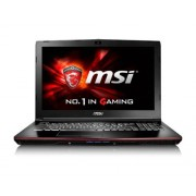 MSI Nb Ge62 6qc-644it Apache I7-6700hk 16gb 1tb 15,6 Gtx 960 2gb Dvd-Rw Win 10 4719072449384 9s7-16j532-644 Run_9s7-16j532-644