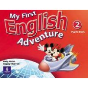 My First English Adventure. 2. Pupil's Book