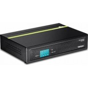 Switch Trendnet TPE-S50 5-Port Fast Ethernet PoE