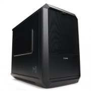 Zalman M1 Mini-ITX Case, Nero