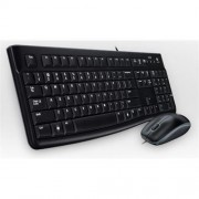 Set Logitech Desktop MK120, drôtový, USB, SK