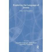 Exploring the Language of Drama by Jonathan Culpeper